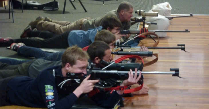 Smallbore club