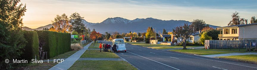 Bus & coach tours from Te Anau to Milford Sound and Queenstown