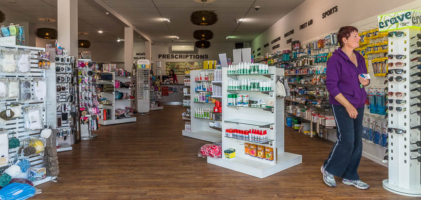 Fiordland Pharmacy, Te Anau