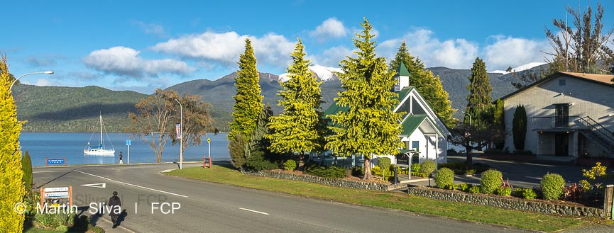 Wedding chapel, Te Anau, Fiordland (come from Queenstown)